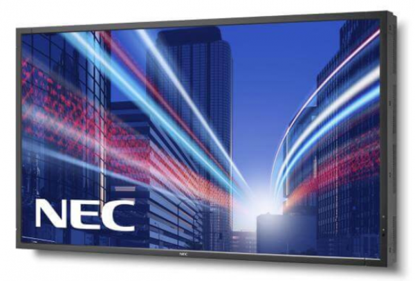 "NEC MultiSync X554HB 55""' Display, High Bright."