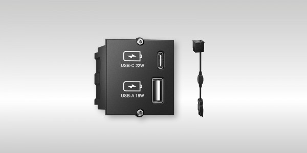 Custom Modul USB Charger AC