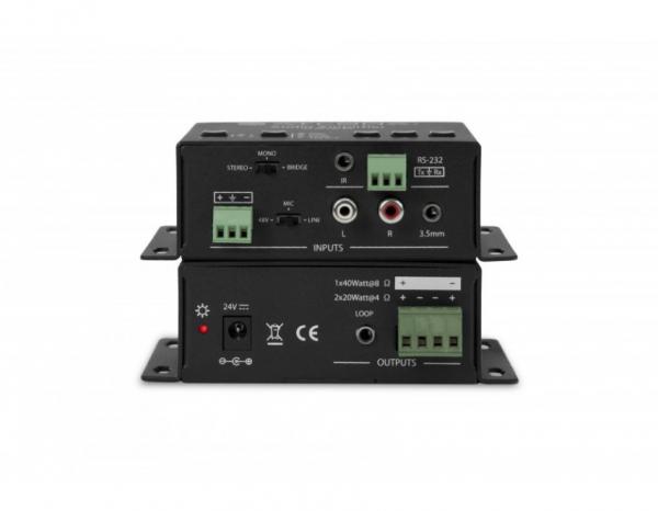 Atlona AT-PA100-G2 Stereo / Mono Audio Verstärker