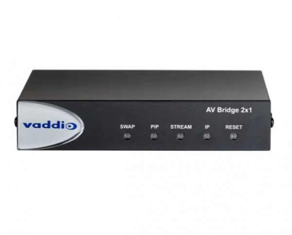 Vaddio AV Bridge 2x1