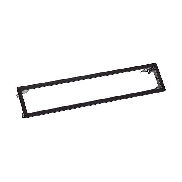 Power Frame Einbaurahmen 6-fach schwarz