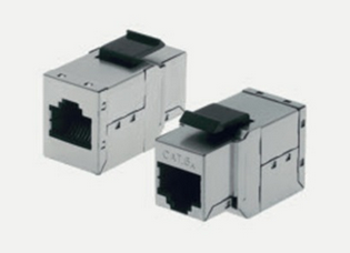 Keystone Adapter Cat.6A RJ45