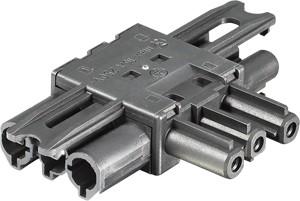 Verteilerblock Wieland mit GST18 1E/2A flach