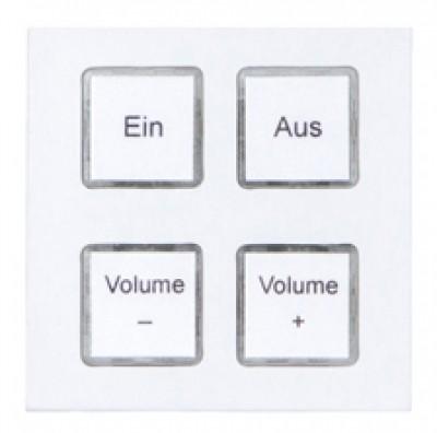 KTV Tastenmodul-4-Kindermann