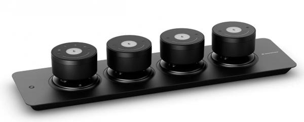 Sennheiser - TeamConnect Wireless - Tray Set