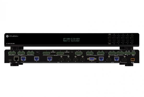 Atlona AT-UHD-CLSO-824 (PoE)