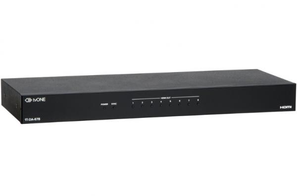 tvONE 1T-DA-678 HDMI Verteiler, 1x8