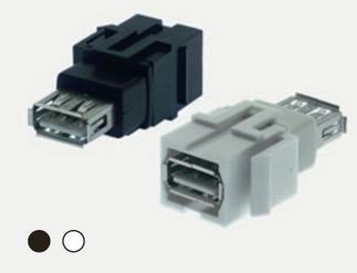 Keystone USB-A 2.0 Gender Changer