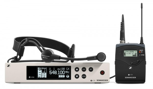 Sennheiser EW100 G4 ME3-1G8