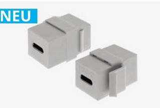 Keystone USB-C Gender Changer