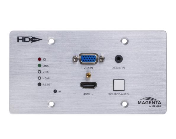 tvONE MG-WP-611-EU Wall Plate Transmitter - EU