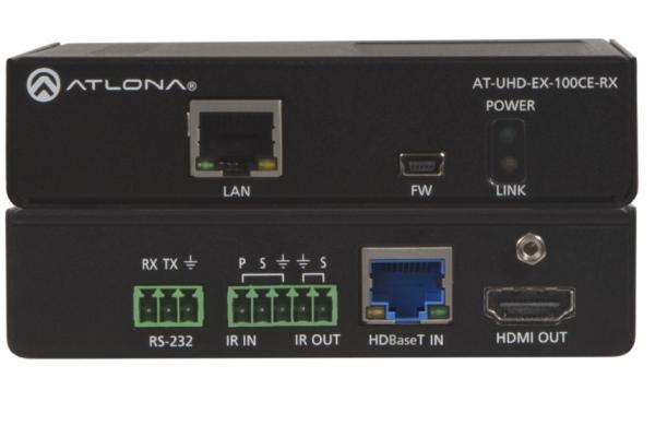 Atlona AT-UHD-EX-100CE-RX