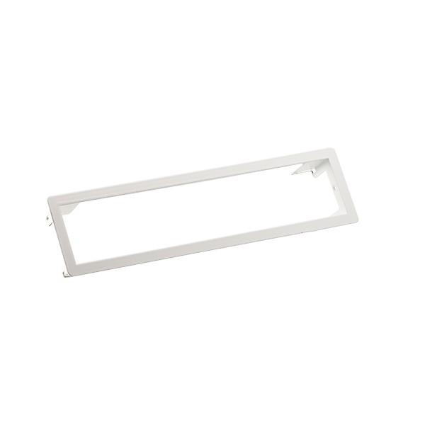 Power Frame Einbaurahmen 4-fach weiss