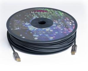HDMI-Kabel aktiv, optisch 100m tvONE AOC-661, HDMI 2.0